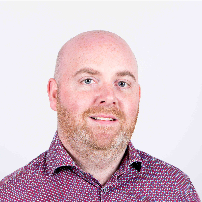 Eamon McKeown Senior Contracts Manager Gaffney Mechanical