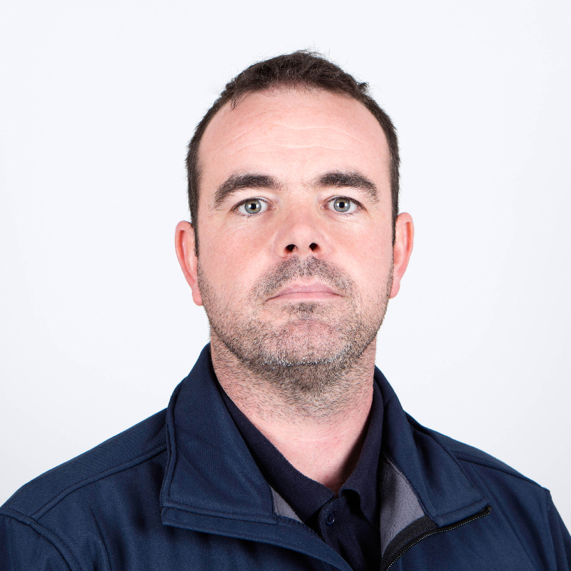 Gareth Mulvaney Senior Contracts Manager Gaffney Mechanical